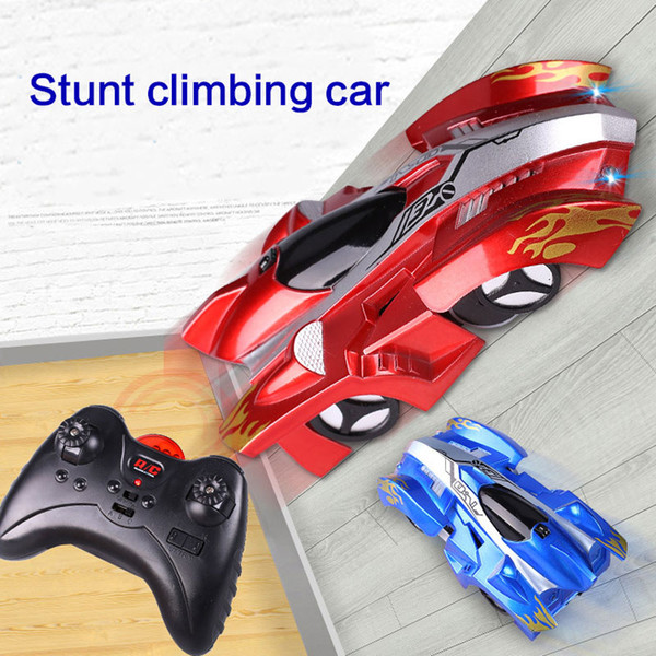 Gravity Defying RC Remote Control Mini Rechargeable Racer Car Kids Toy Xmas Gift 998