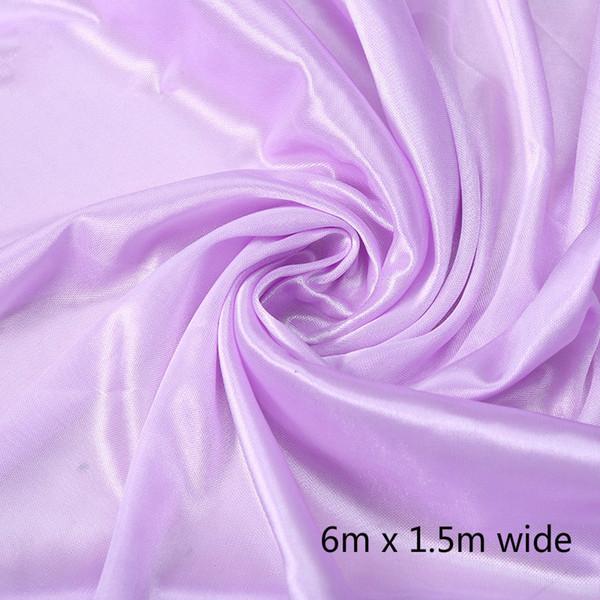 1.5*6m purple curtain