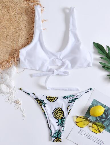 2019 mayo seksi kadın mayo yaz kadın bikini bikini seti