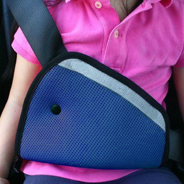 Car Safety Seat Belt Padding Adjuster for Children Kids Baby Car Protection Safe Fit Soft Pad Mat Strap Cover Auto Accessories