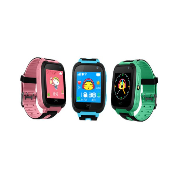 Touch Screen Q528 Y21 LBS Tracker Watch Anti-lost Children Smart Watch GPS Lighting Wrist Watch SOS Phone Call Camera Kids For Android IOS