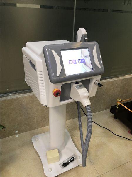 la più recente depilazione portatile IPL OPT e macchina per sbiancare la pelle