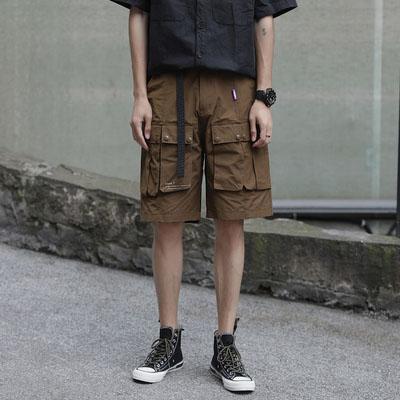tendência solto cinco calças calças masculinas calções selvagens ocasional de verão
