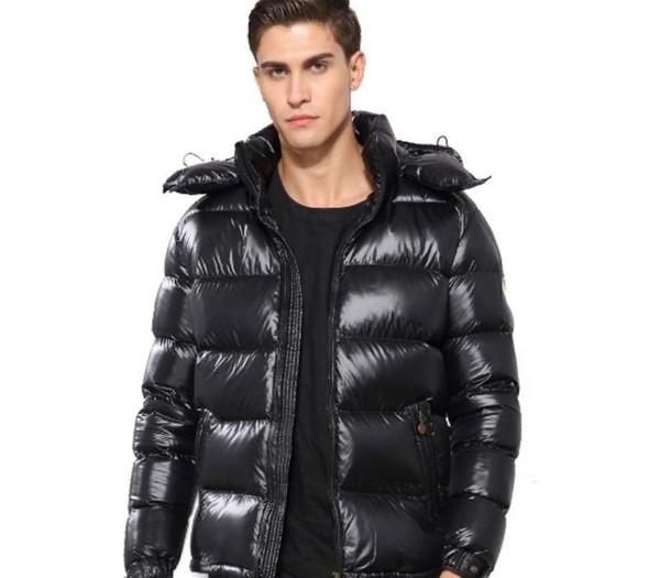 marque Designer hommes veste à capuche de haute qualité Veste hiver chaud Taille Plus doudoune homme vers le bas unisexe hiver chaud manteau outwear24