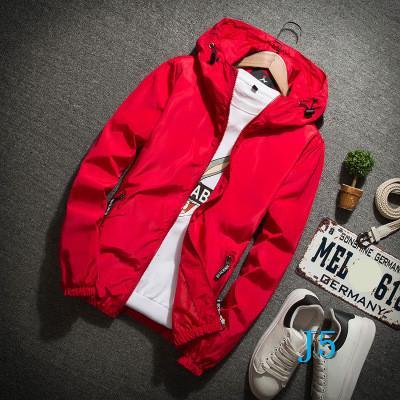 Mens Designer Veste couleur unie Veste à capuche avec fermeture éclair New Arrival Veste Automne Mode manteau à manches longues hommes Plus Size Vestes S-7XLJ5