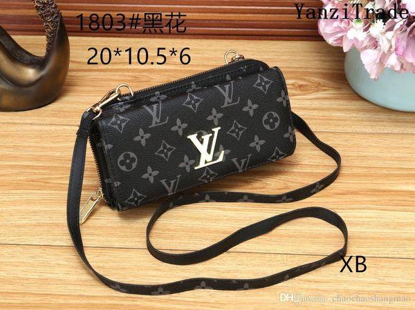 XB 1803# Best price High Quality women Ladies Single handbag tote Shoulder backpack bag purse wallet