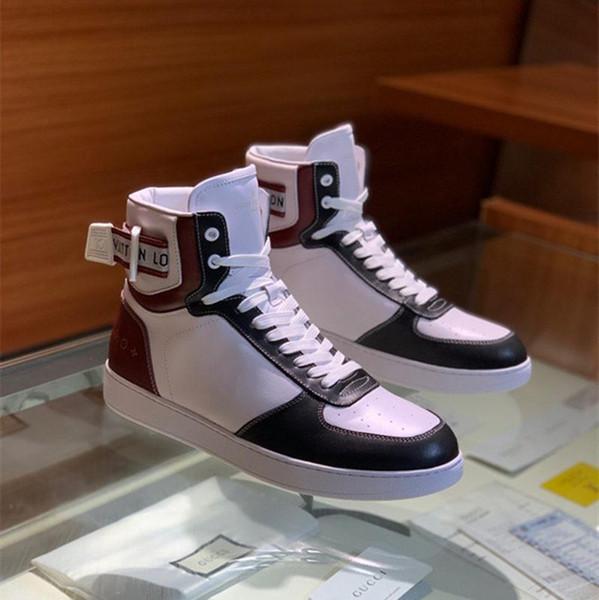2020 Run Away Pulse Sneakers Hommes Marque Luxueuse Sneaker Hommes Chaussures De Course Designers Formateur Bottes D'extérieur Décontracté