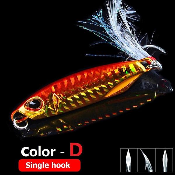 D - Single hook-40g