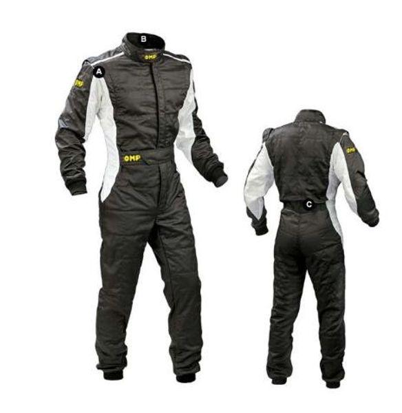 Four double car racing suit and waterproof F1 racing kart drift racing suit bag mail