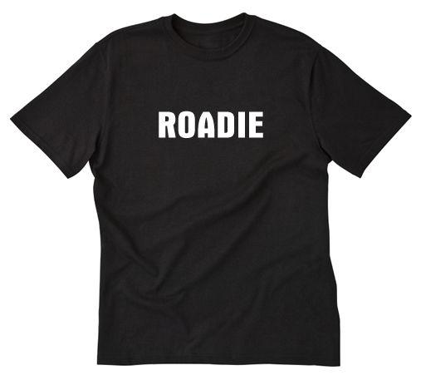 Футболка Роуди комедия одежда глупо паб ночь настоящее рок-группа SML XL Джерси печати футболка