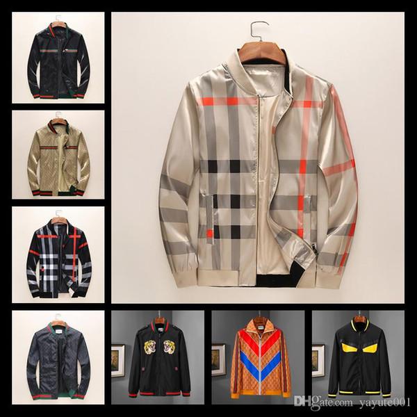 b6cd60953 Floral Jacket Coat Men Flower Printed Mens Bomber Jackets Plus Size ...