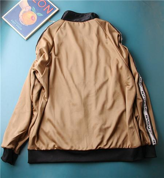 Wholesale Mens Designer Tracksuits Windbreaker Jackets+Pants Suits Long Sleeve A J Streetwear Brand Velour Sports Running Casual LJJ1991