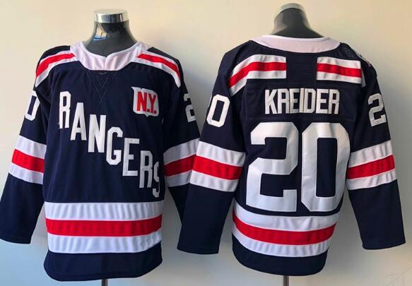 20 kREIDER -Navy Blue
