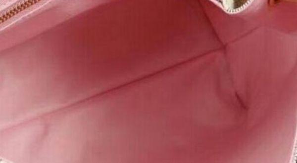pembe astarlı beyaz ekose