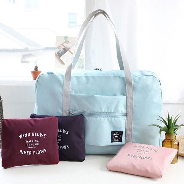 Big Foldable Travel Storage Box Practical Large Capacity Luggage Carry-on Organizer Hand Shoulder Duffle Trolley Suitcase Bag