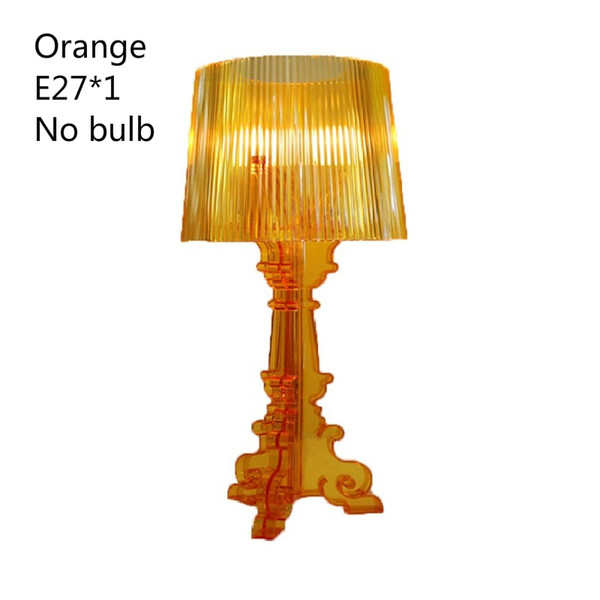 Orange no bulb