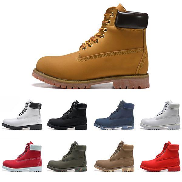 2020 de igner luxury boot for men winter boot women military triple white black camo high afety work boot ize 36 45 thumbnail
