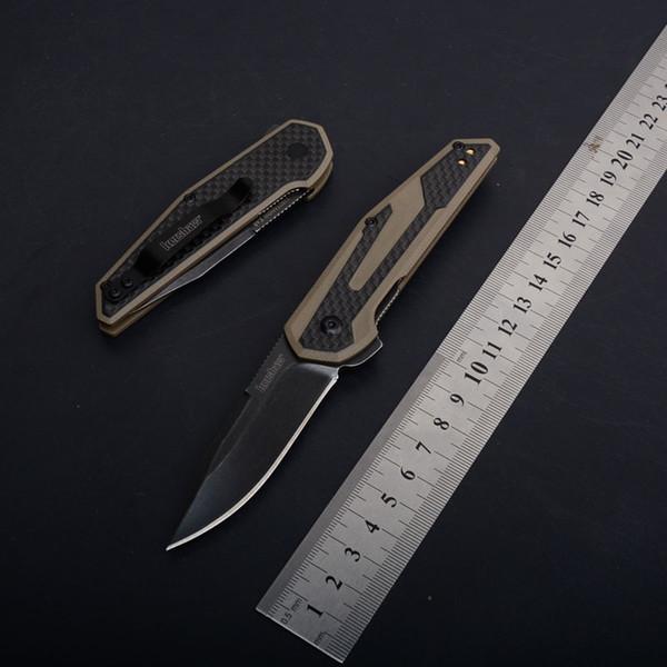 Nueva Kershaw Knives 1160 Cuchillo plegable Fraxion 2.75