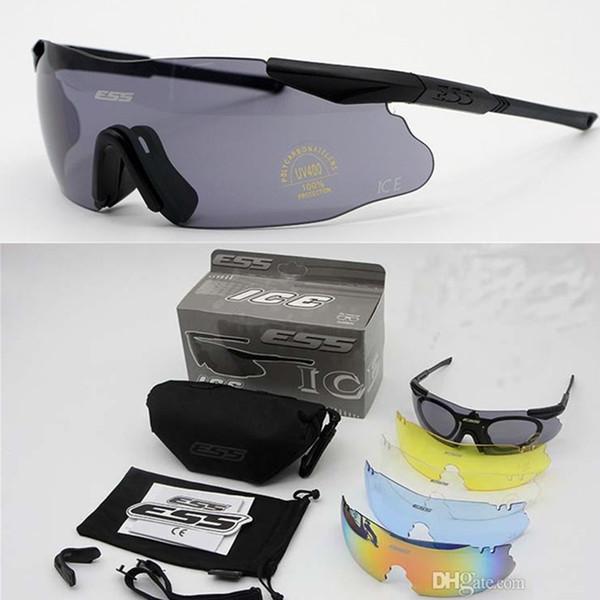 Polarize Bisiklet Güneş Gözlüğü Erkekler MTB Bisiklet Bisiklet Binme Doğa Sporları Bisiklet Güneş gözlüğü Gözlük 3 Mercek Bisiklet Glassesmen Açık Gözlük