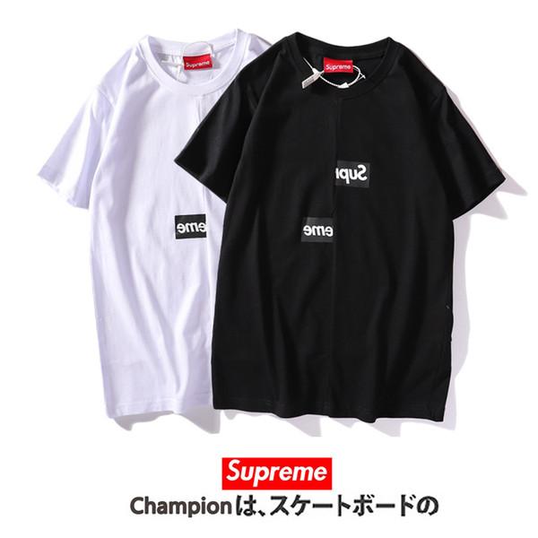 Fashion Tees For Men Hip Hop Cotton Mens off Clothing T-shirt Round Collar billionaire Man Tops Summer Short Sleeve black White shirt tee101