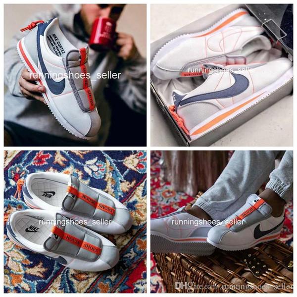 gran descuento super popular donde puedo comprar 2019 Nike Kendrick Lamar X Cortez Slip Basic Para Mujer Para ...