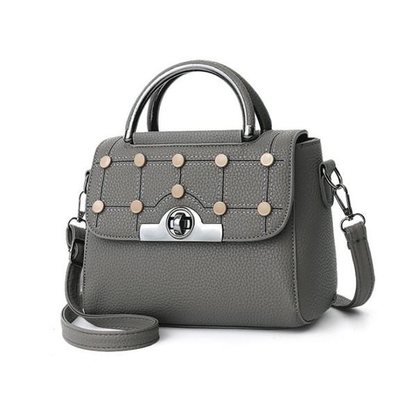 2019 Moda casual mulheres saco de Mão sacos de senhora Mini saco Cross Body Shoulder Bags Alta qualidade PU Bolsas de telefone Celular saco Tote BQ88