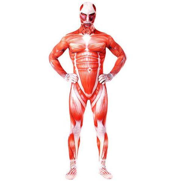 Hot Men Lycra theme costume skinny tight Halloween Chirstmas suit Adult Full Body movie Mummy superhero Zentai cosplay Suit