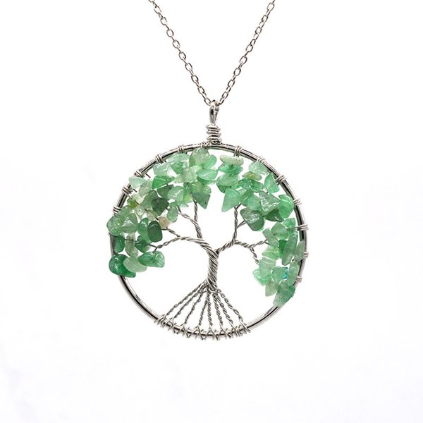Tree of Life Pendant Necklace 9