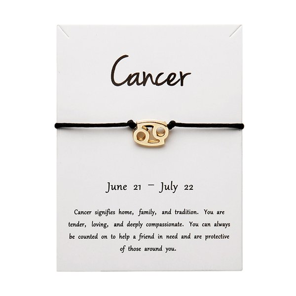 Siyah Altın Kanser-beyaz kart