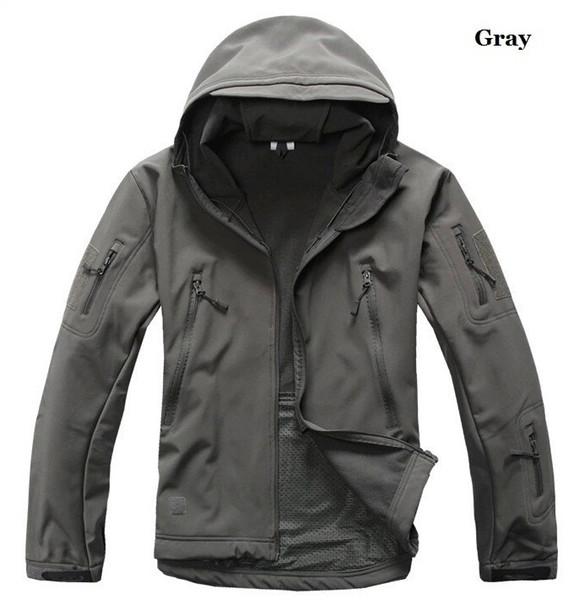2019 veste hommes de haute qualité peau Lurker Shark Soft Shell TAD V 4.0 veste manteau coupe-vent imperméable