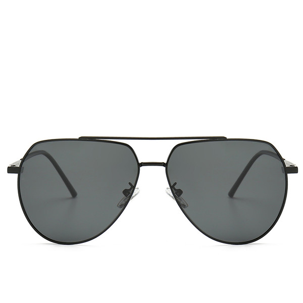 2019 Korean Korea gentle Square Sunglasses Men Brand Designer Retro Summer Style color lens Sun Glasses gafas Oculos De Sol sunglass