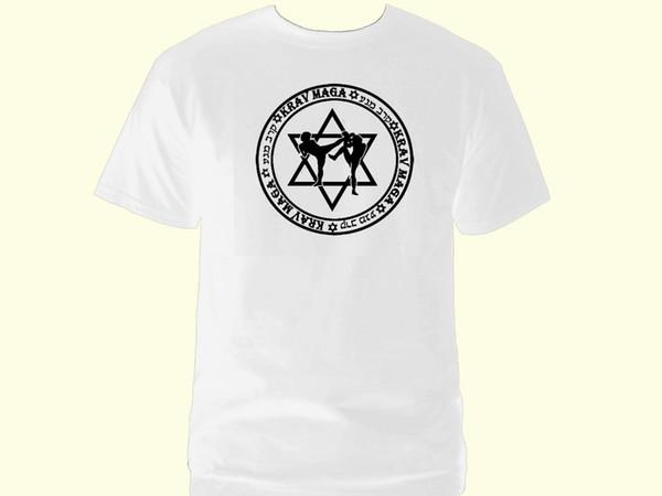 Крав-мага ближнего боя круг футболка мужская гордость темный футболка белый черный серый красный брюки футболка костюм шляпа розовый футболка