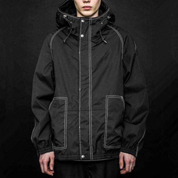 Designer Sport Brand Jackets Hoodie for Mens Womens Spring Autumn Windbreaker Black Zipper Active Jacket Windbreakers Top Quality B100292V