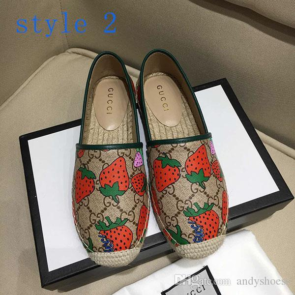 Classic luxury Women shoes Brand Designer Fashion Flats Loafers with Lazy Shoe high quality Hiking Fisherman shoes Casual Shoes size 35-41