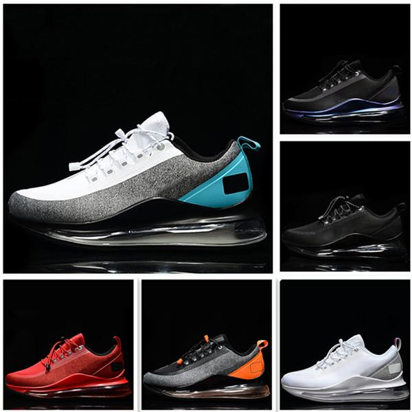 2019 720 plus récents Chaussures de course 720 sans soudure imperméable design sport Chaussures de sport 720 Plein Palm coussin d'air Sports de plein air Chaussures de sport