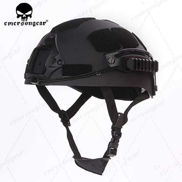 top popular NEW ABS Kid Tactical Helment For Light Weight Child Helment airsoft Protective Helmet Hunting Accessories BK DE 2021