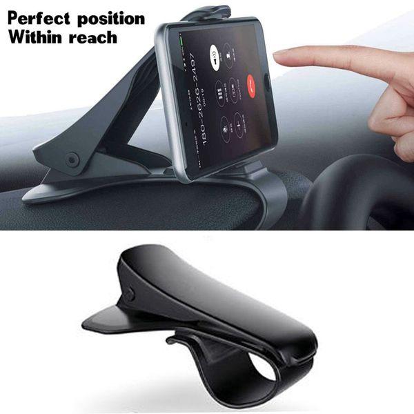 Universel De Voiture Magnétique GPS Support Auto Tableau De Bord Support de Téléphone Réglable Magnétique Clip de Téléphone Support Smartphone Support Bracket HHA221