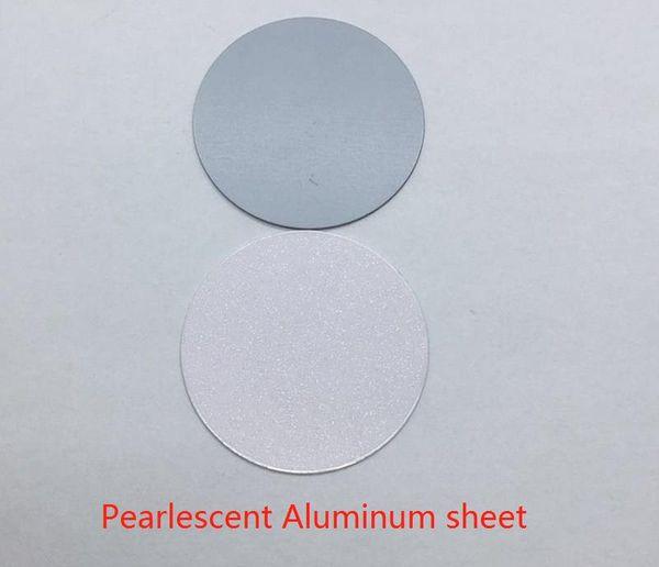 Pearlescent Aluminum sheet