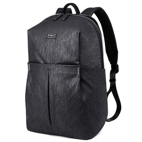 2019 new business fashion outdoor men sports school bags waterproof motorcycle travel anti theft backpack bag laptop backpack