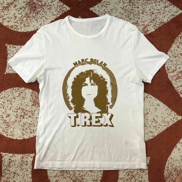 Перепечатка футболки T.Rex Untru Vtg 1970S \