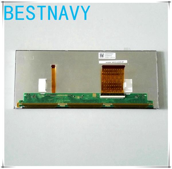 top popular Free shipping Original new 8.8inch LCD display LQ088K5RZ01 screen BM 937087001 for Bmw CID F25 X3 2015 Car DVD navigation LCD Panel 2021
