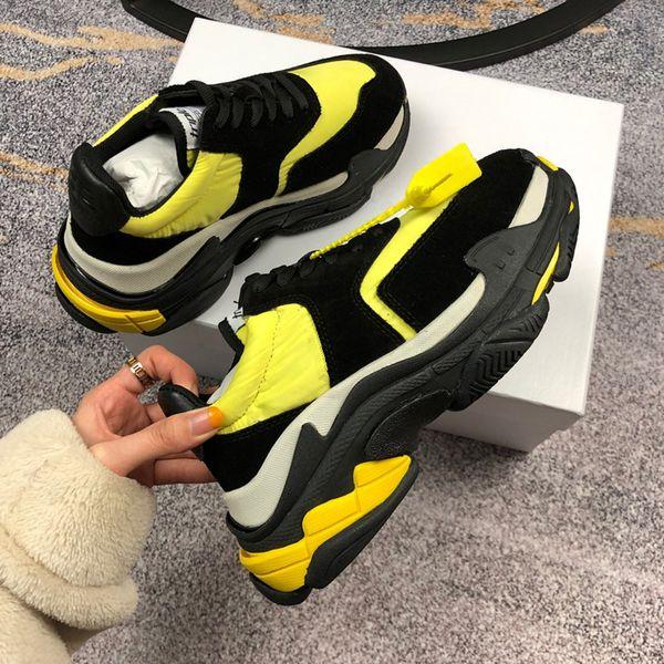 Zapatos de diseñador Hombres Mujeres As Cuero Genuino Plano 2019 Moda Top Diseñador Casual Sneaker 35-45 gc19011316