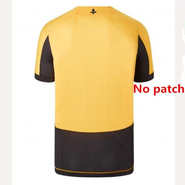 Away + No patch