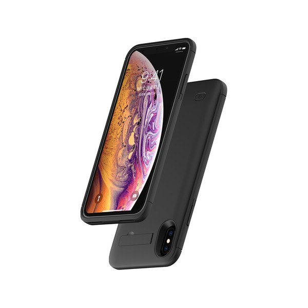 Slim Battery Charger Case for iPhone X XS Max Power Bank Charging Cover Backup Charger For iPhone XR 8 7 6 Plus Cases