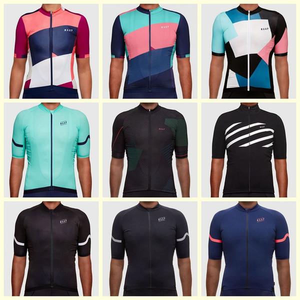 MAAP Pro equipe astana homens ciclismo jersey bule Bicicleta roupas de mangas curtas camisa roupa ciclismo hombre Bicicleta Mtb Bicicleta Roupas B2515