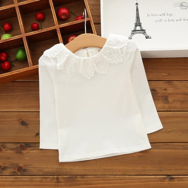 1 girls white shirts