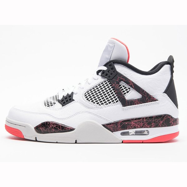 36 47 Bred Cool Grey 4 Iv 4s Mens Basketball Shoes