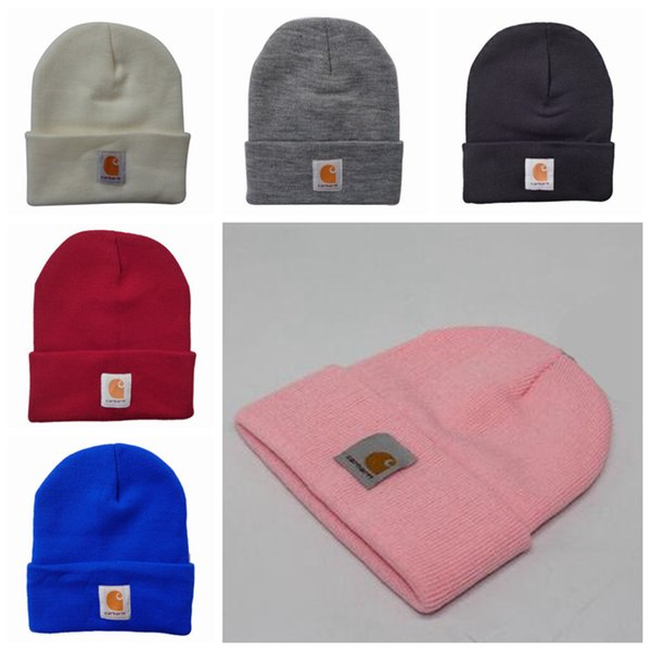 Outdoor Men Woman Winter Hat Beanie Hats Skully fashion Knitted Caps Warm Ski Hat Trendy Soft Thick Caps ZZA836