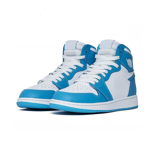 UNC with blue mark