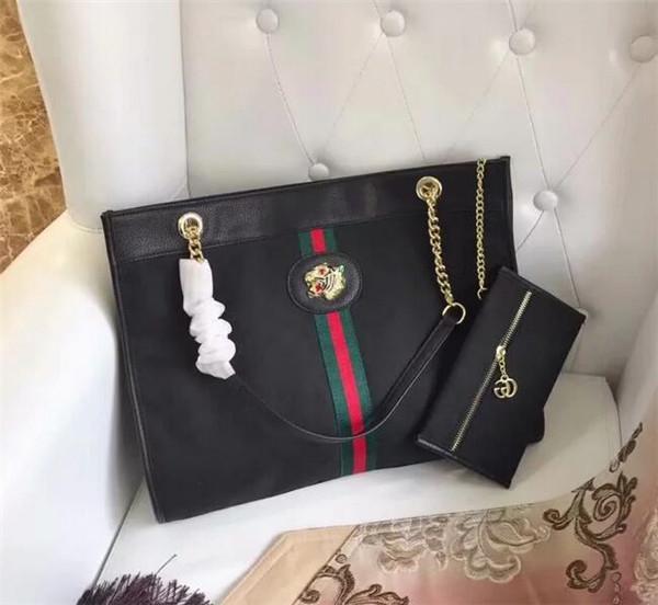 Moda bayan çanta yeni mektup omuz çantaları cüzdan yüksek kalite crossbody Messenger çanta kadın Deri çanta çanta DLQ70621